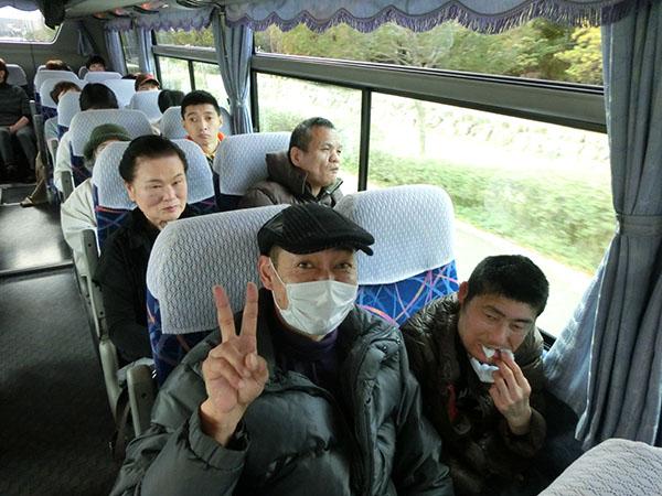 H26日帰り旅行志賀島・マリンワールド