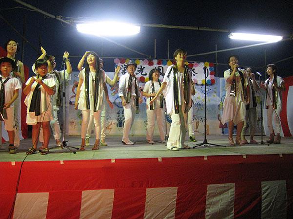 夏祭り(2015)